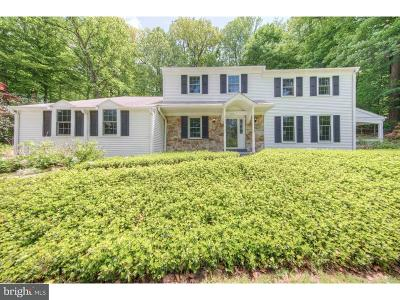 Newtown Square Single Family Home For Sale: 3218 Sawmill Road