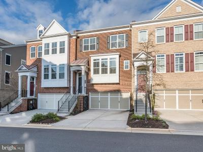Fairfax Townhouse For Sale: 2955 Chesham Street