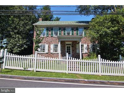 Pottstown Single Family Home For Sale: 1219 Sheep Hill Road