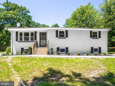 Pomfret MD Single Family Home For Sale: $299,900