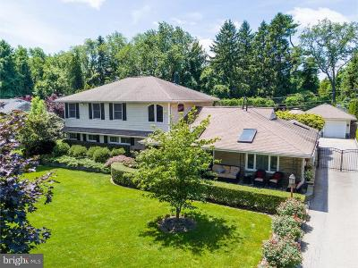 Newtown Square Single Family Home For Sale: 122 Tyson Road