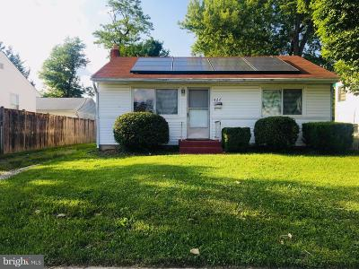 Rockville Rental For Rent: 422 McArthur Drive