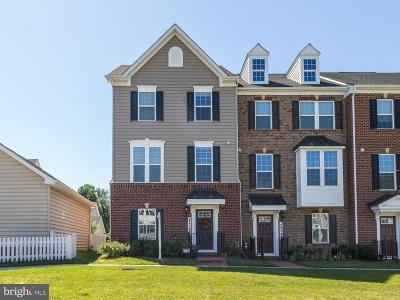 Clarksburg Townhouse For Sale: 22347 Honey Hill Lane