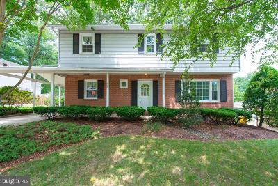 Odenton Single Family Home For Sale: 555 Williamsburg Lane