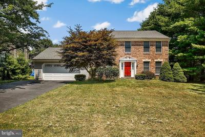 Ellicott City Single Family Home For Sale: 10150 Breconshire Road