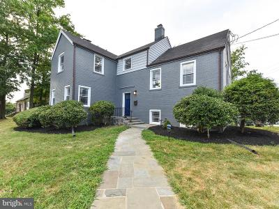 Washington Single Family Home For Sale: 136 Sheridan Street NE