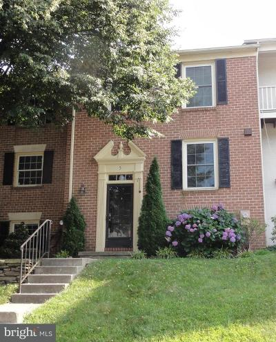 Baltimore County Rental For Rent: 5 Donagh Court
