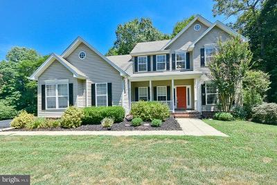 Huntingtown Single Family Home For Sale: 5275 Daniels Gussie Way