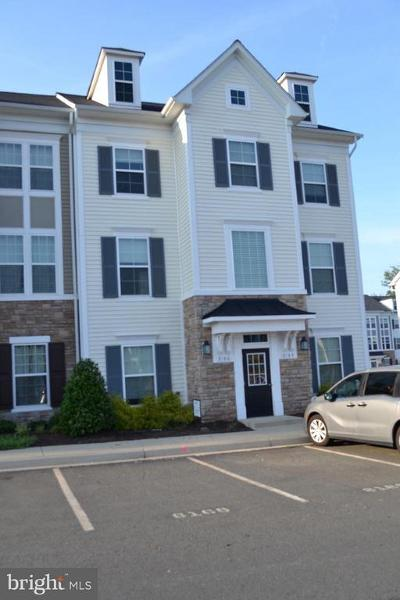 Manassas Condo For Sale: 8166 Falls Grove Drive #21