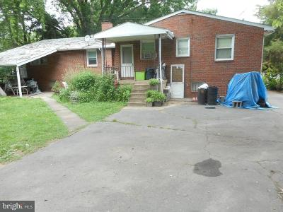 Dundalk Single Family Home For Sale: 7939 Wise Avenue