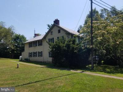 Frederick County Single Family Home For Sale: 9511 Hansonville Road