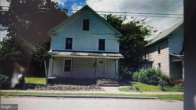 Princess Anne Single Family Home Under Contract: 11514 Beckford Avenue