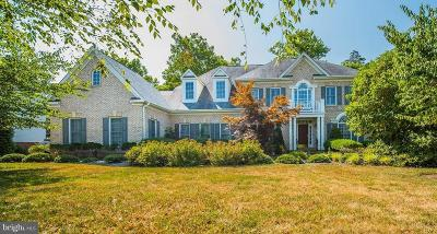 Anne Arundel County Single Family Home Under Contract: 703 Childs Point Road