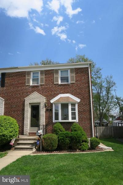 Baltimore Single Family Home For Sale: 39 Lyndale Avenue