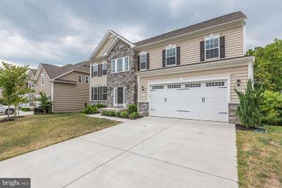 Upper Marlboro Single Family Home For Sale: 9507 Manor Oaks View