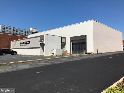 Fairfax Commercial Under Contract: 2733 Merrilee Drive