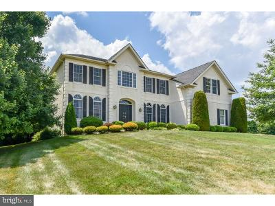 Hockessin Single Family Home For Sale: 2 Leigh Court