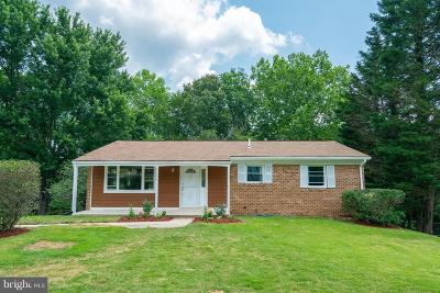 Fort Washington MD Single Family Home For Sale: $349,900