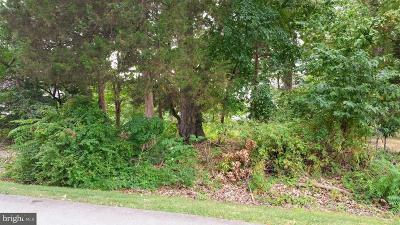 Charles County Residential Lots & Land For Sale: 11522 Wollaston Circle