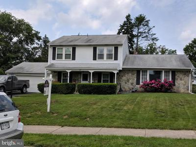 New Cumberland Single Family Home For Sale: 709 Drexel Hills Boulevard