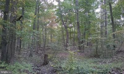 Frederick County Residential Lots & Land For Sale: Quail Drive