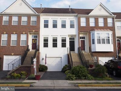 Alexandria Townhouse For Sale: 6633 Patent Parish Lane