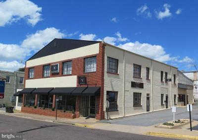 Culpeper Commercial For Sale: 120 Culpeper W