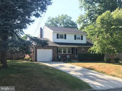 Mount Holly Single Family Home For Sale: 2 Gibson Avenue