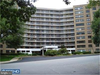 Narberth Condo For Sale: 1600 Hagys Ford Road #5S