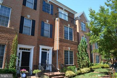 Fairfax County, Stafford County, Prince William County Townhouse For Sale: 707 Vestal Street