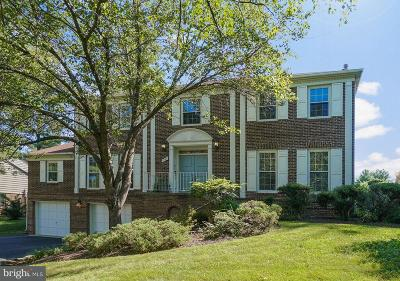 Bethesda Single Family Home For Sale: 7560 Pepperell Drive