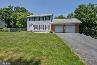 Thurmont Single Family Home For Sale: 6504 Fish Hatchery Road