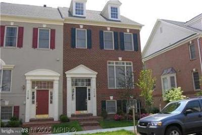 Rockville Townhouse For Sale: 1112 Reserve Champion Drive