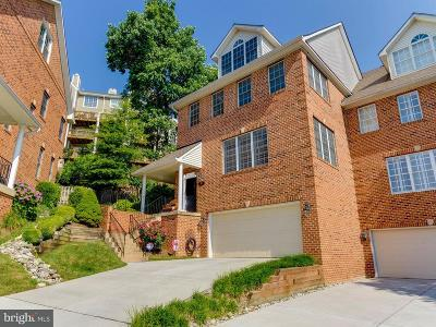 Occoquan Townhouse For Sale: 382 Myrtle Place