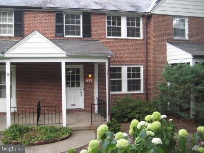 Baltimore Townhouse For Sale: 1334 Northview Road