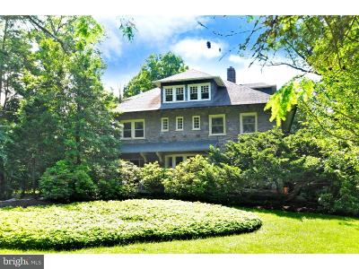 Montgomery County Single Family Home For Sale: 8135 Cedar Road
