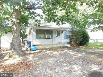 Fredericksburg VA Single Family Home For Sale: $199,900