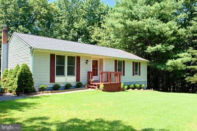 Culpeper County Single Family Home For Sale: 10564 Celestine Acres