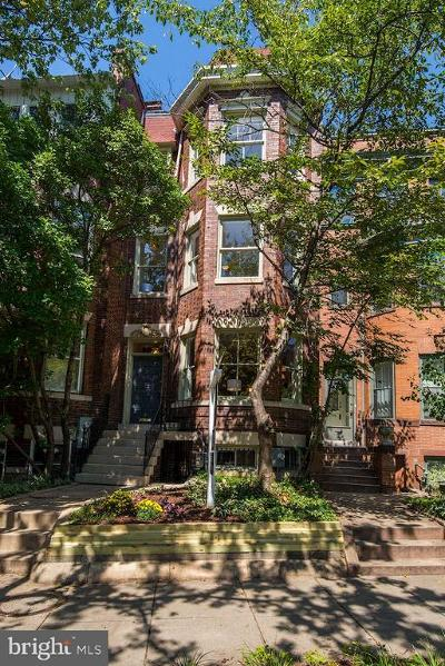 Washington Townhouse For Sale: 1745 Park Road NW