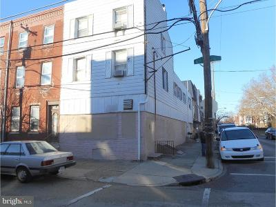 Philadelphia County Townhouse For Sale: 1300 S 6th Street