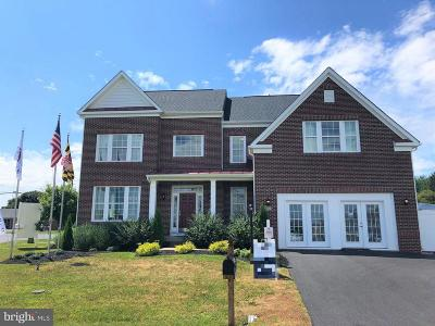 Hagerstown Single Family Home For Sale: 19000 Maple Valley Circle