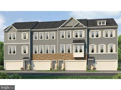 Downingtown Townhouse Under Contract: 313 Dawson Place