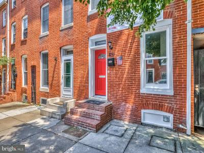 Baltimore Townhouse For Sale: 1219 William Street