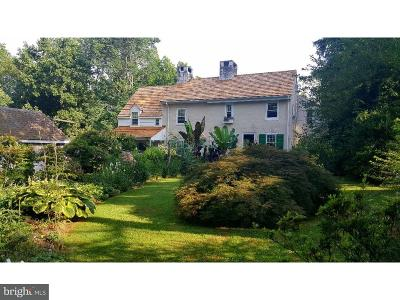 Delaware County Single Family Home For Sale: 516 King Of Prussia Road