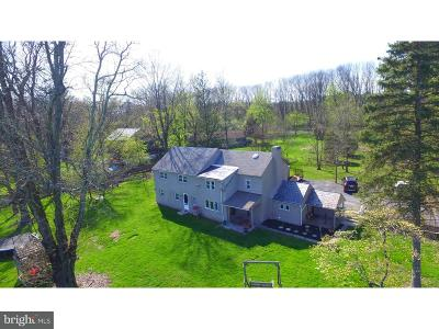 Bucks County Single Family Home For Sale: 304 Farmers Lane