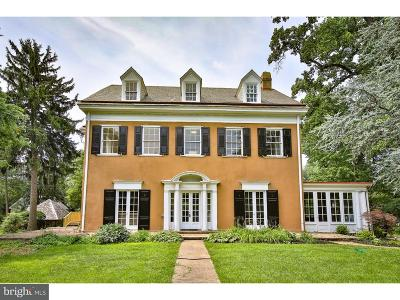 Montgomery County Single Family Home For Sale: 1422 Ashbourne Road