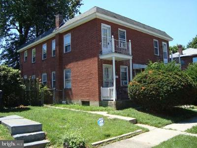 Harrisburg Multi Family Home For Sale: 1509, 1511, 1513, & 1515 Briggs Street