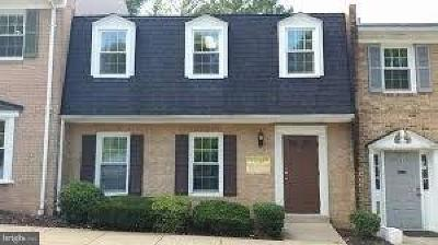 Falls Church Condo For Sale: 7297 Lee Highway #9