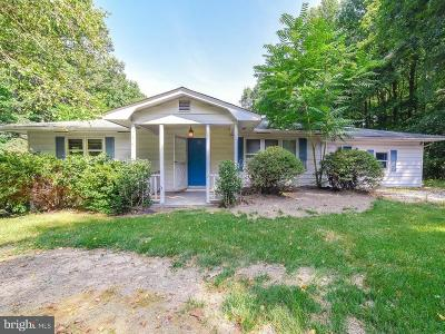 Charles County Single Family Home For Sale: 8745 Gunston Road