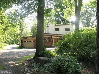 Bucks County Single Family Home For Sale: 346 Old Bethlehem Road